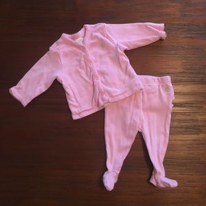 NWOT Children's Place Newborn Outfit